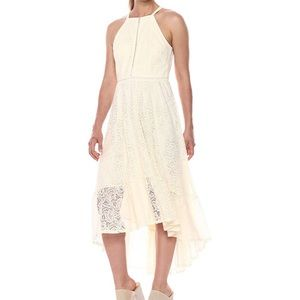 New with tags Vince Camuto lace halter dress